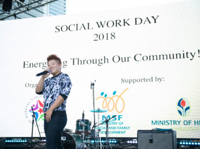 Social Work Day 2018